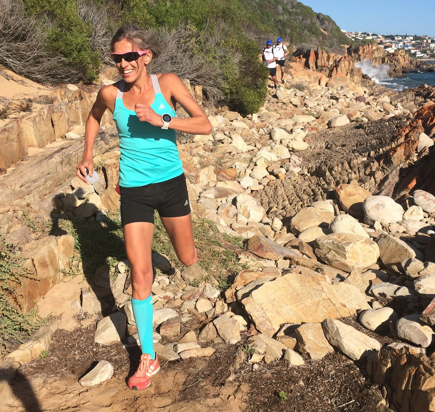 Elana Van Zyl to run Otter